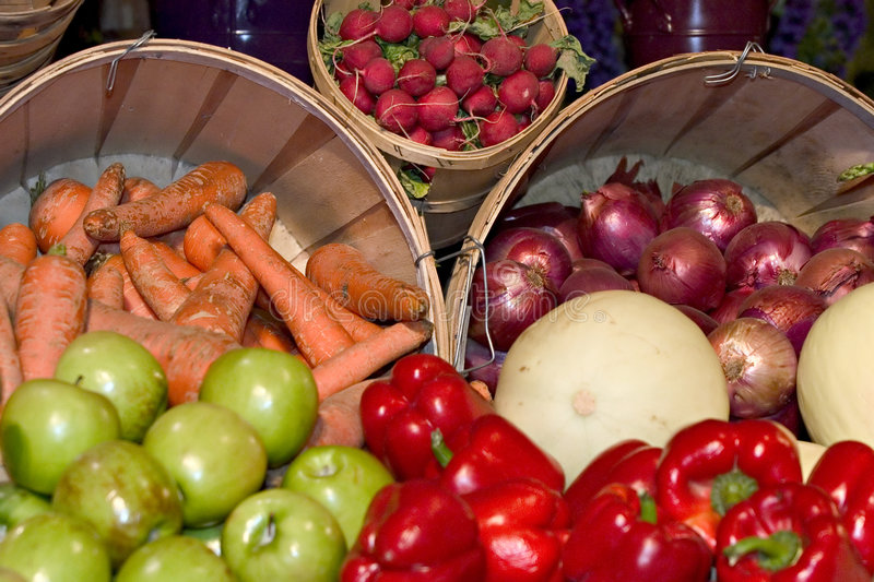 Download Veggie stock photo. Image of fresh, farmers, display, health - 87990