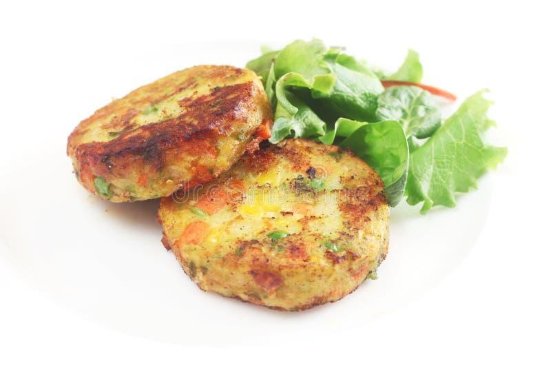 Veggie Burgers stockfotos