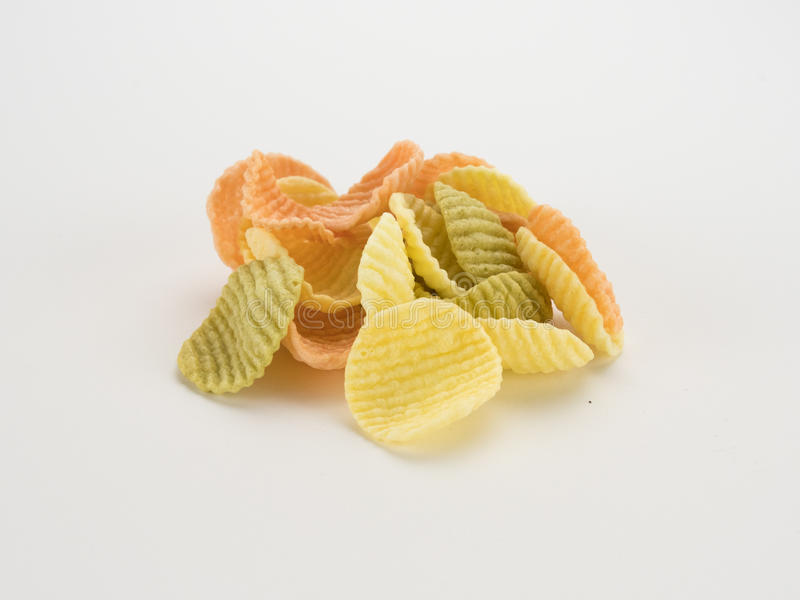 Veggie Chips royalty free stock image