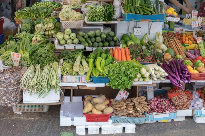 Veggie Winkel stock afbeeldingen
