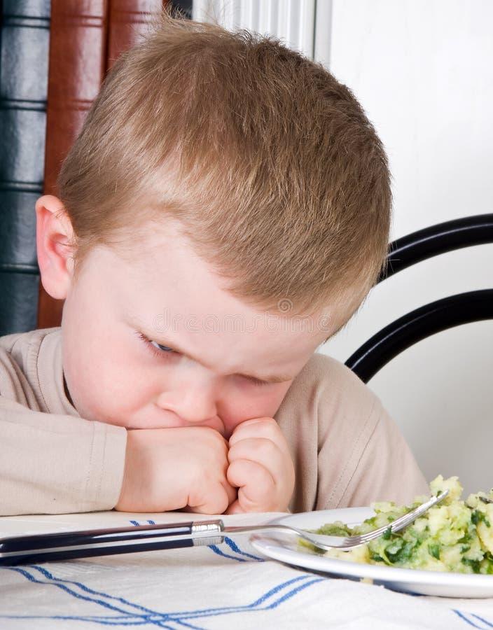 veggies обеда стоковое фото rf