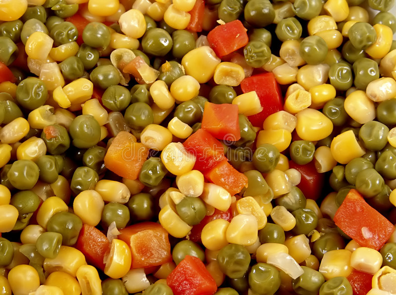 Download Veggies stock image. Image of food, peas, dish, yellow, background - 9679