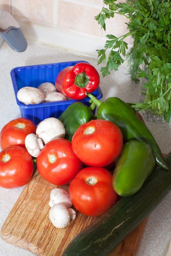 veggies arkivfoto
