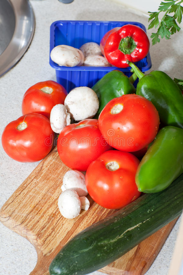 veggies arkivbild