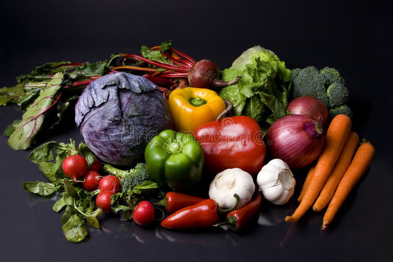 veggies fotografering för bildbyråer
