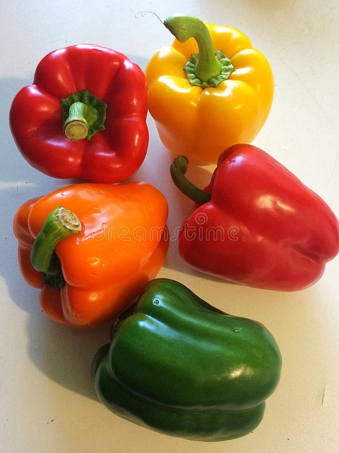veggies photographie stock libre de droits