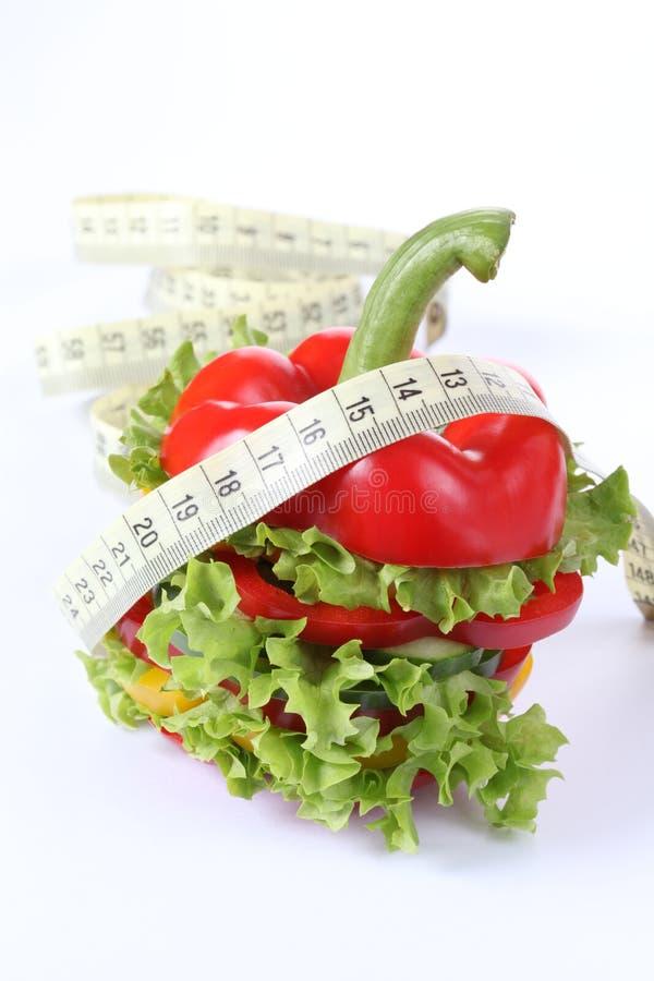 Veggies diététiques photo stock