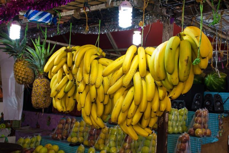 Vegtables do mercado de México foto de stock