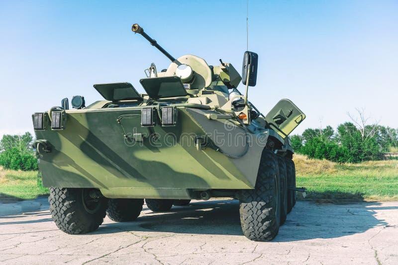 Vehículo de lucha de la infantería rusa fotos de archivo