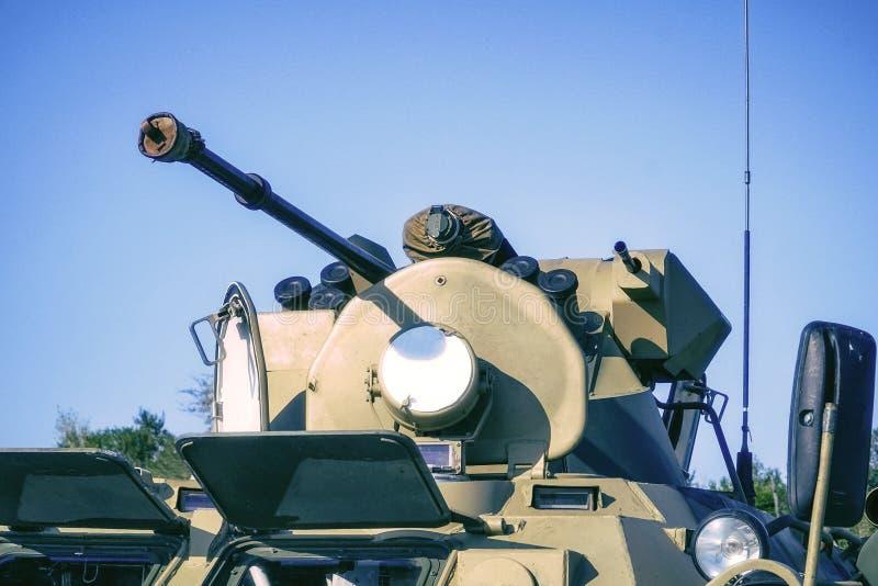 Vehículo de lucha de la infantería rusa imagen de archivo libre de regalías