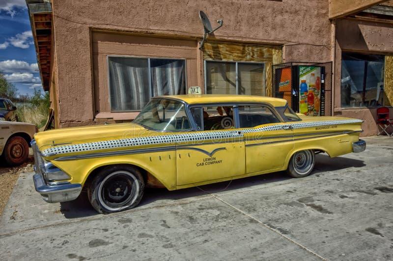 Vehículo de motor, coche, Edsel Ranger, coche del vintage imagen de archivo