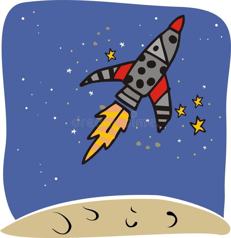 Vehículo espacial de Rocket
