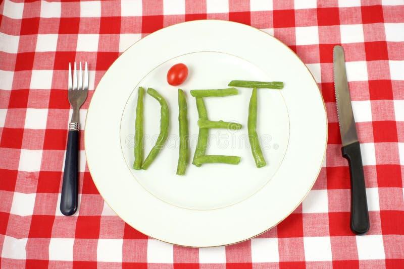 Vehículos de la dieta fotografía de archivo libre de regalías