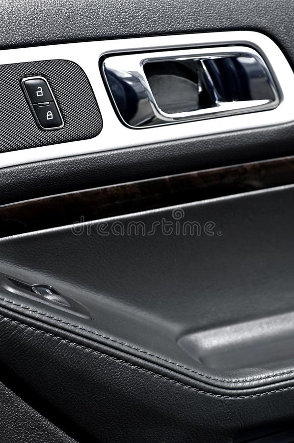 Download Vehicle Door Inside stock illustration. Image of luxury - 25955252