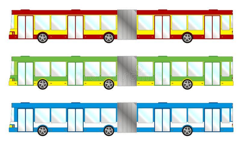 Vehicle pack - long bus