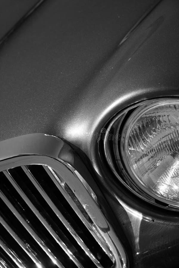 Vehicle's headlight stock image