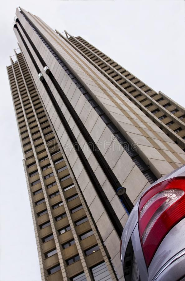 Download Vehicle and skyscraper stock photo. Image of city, outdoors - 7795772