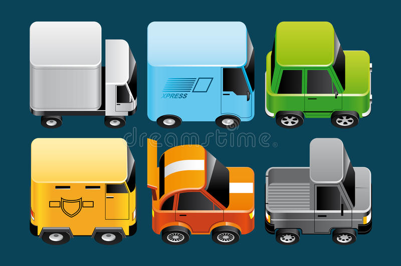 Download Vehicles icons stock vector. Illustration of template - 30658081