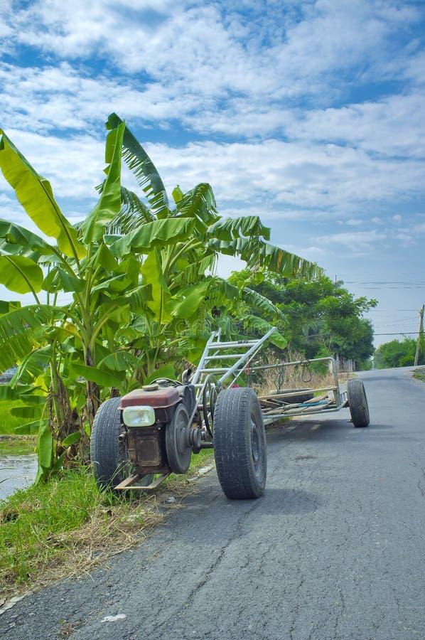 Veicoli utilizzati nell'agricoltura.