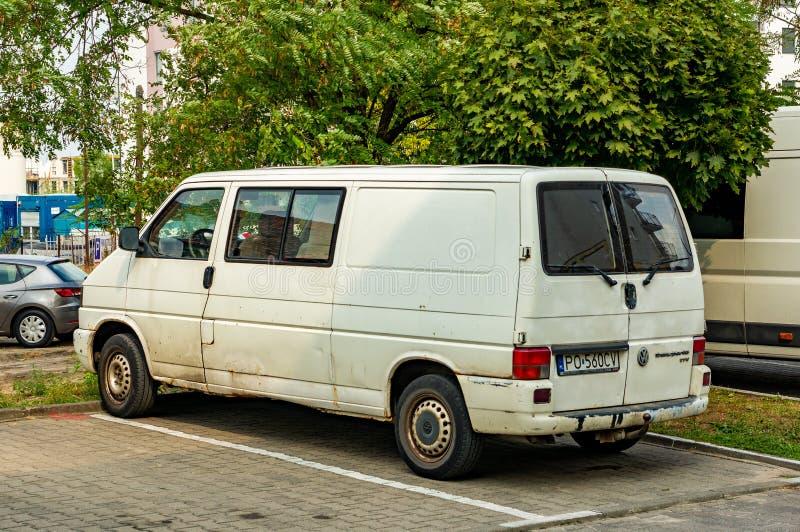 Veicolo parcheggiato fotografie stock libere da diritti