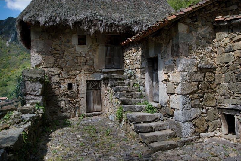 Veigas_07, Asturias, España foto de archivo