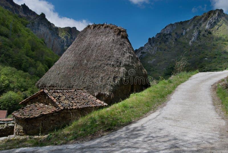 Veigas_08, Asturias, España fotografía de archivo libre de regalías