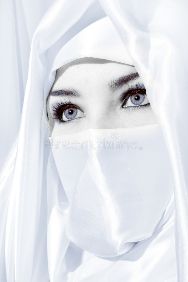 Download Veiled Royalty Free Stock Photo - Image: 1960215