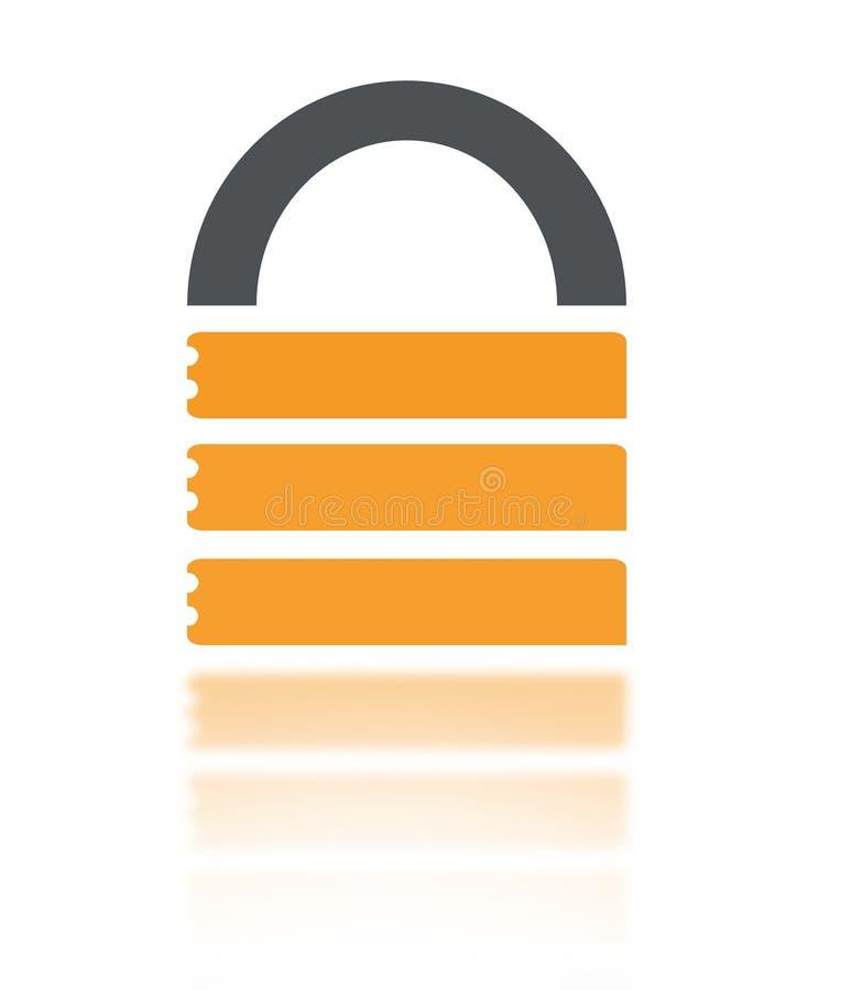 Download Veiligheid stock illustratie. Illustratie bestaande uit voorwerp - 10781231