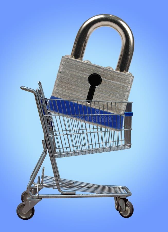 Veiligheid als zaken stock afbeelding