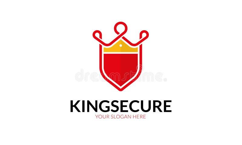 Veiligheid Logo Template vector illustratie