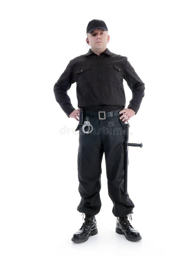 Veiligheidsagent stock foto's