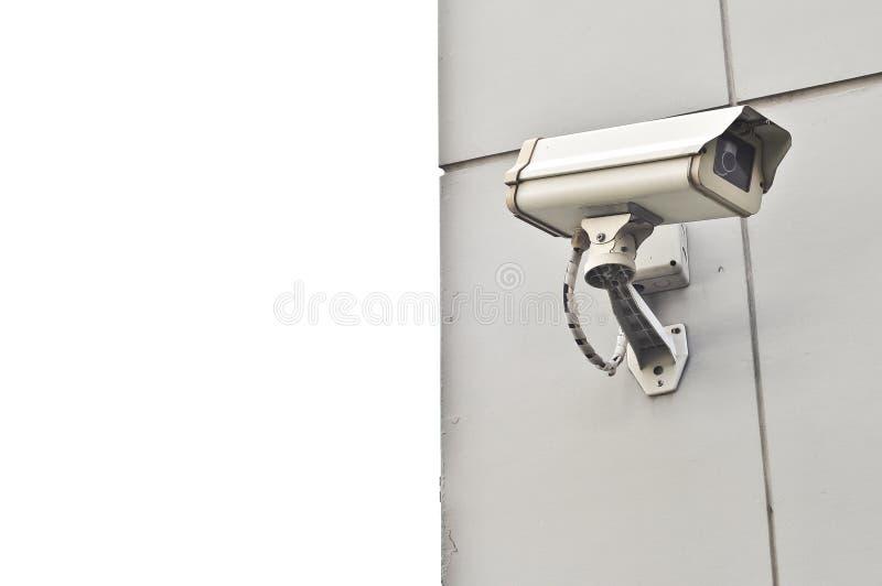 Veiligheidscamera Royalty-vrije Stock Foto