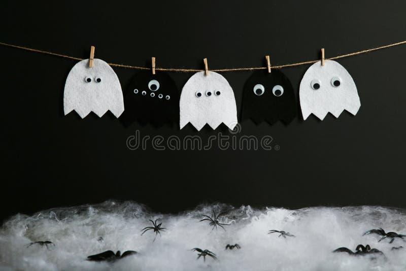 Veille de la toussaint ghosts photos libres de droits