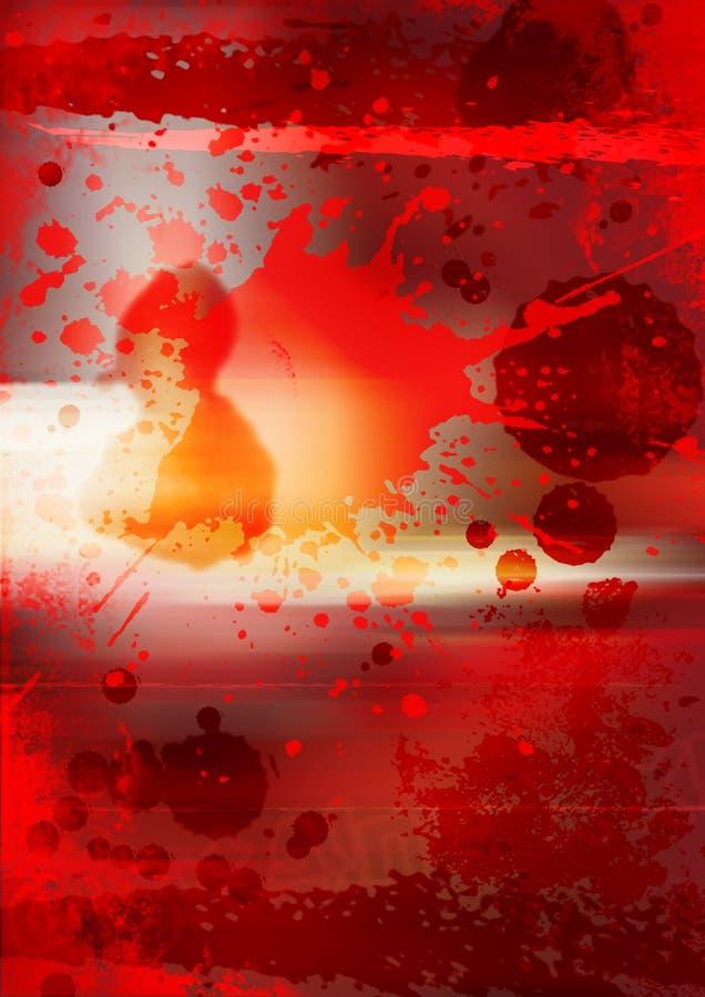 Veille de la toussaint sanglante Mary photos libres de droits