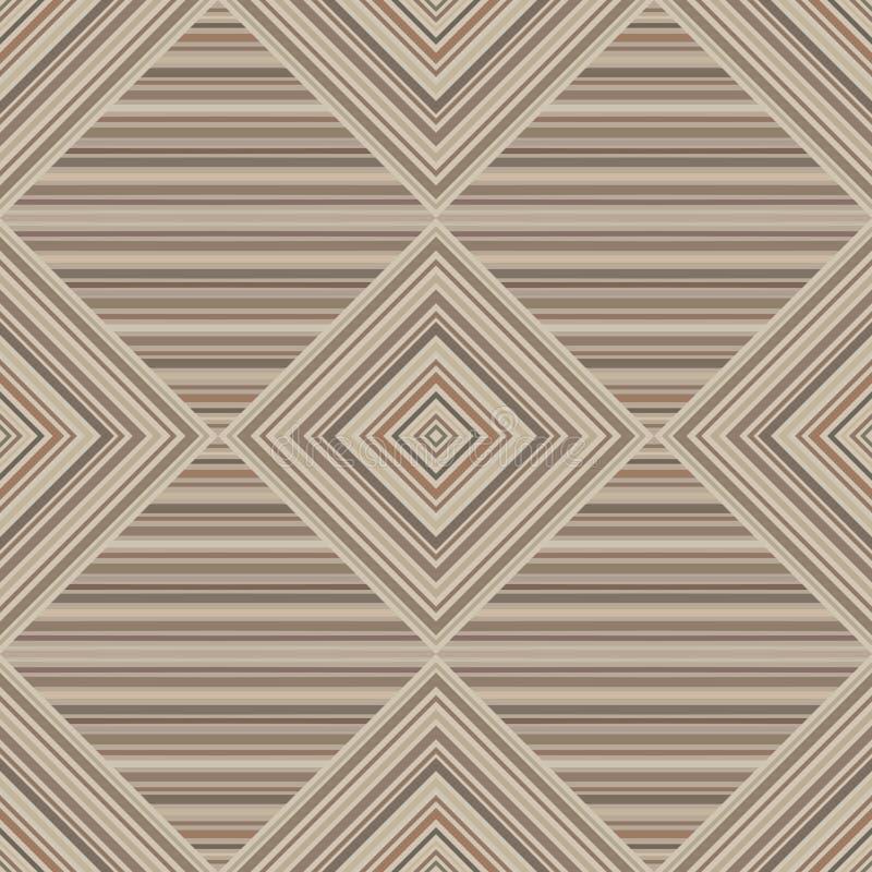 vektor för brun parkett för bakgrund seamless royaltyfri illustrationer