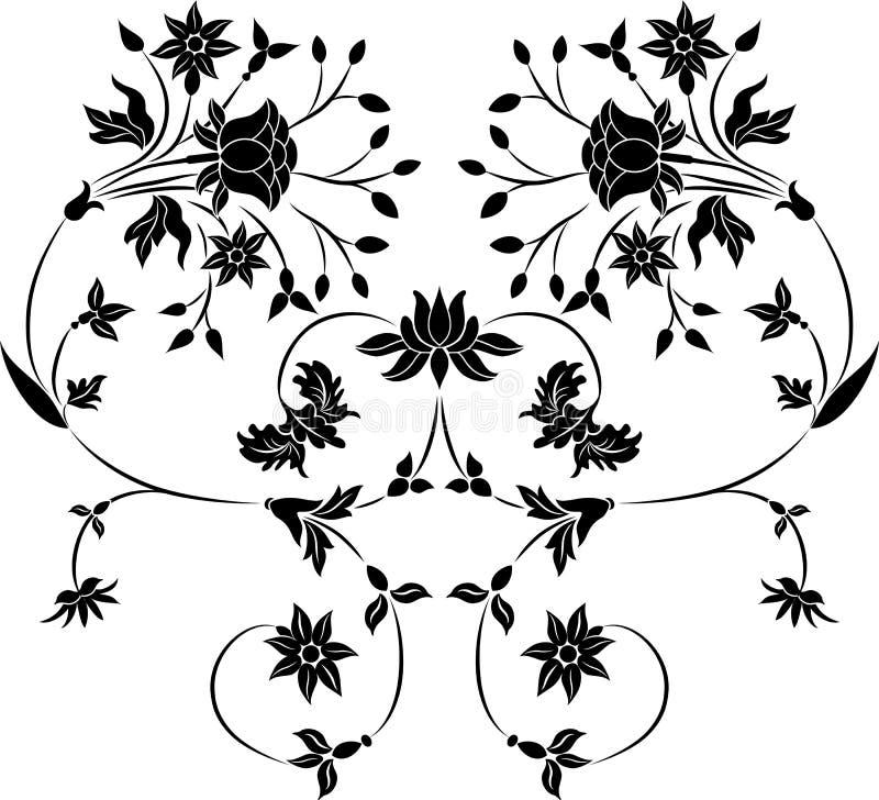 Download Vektor För Designelementblomma Vektor Illustrationer - Illustration av vapen, boris: 984558