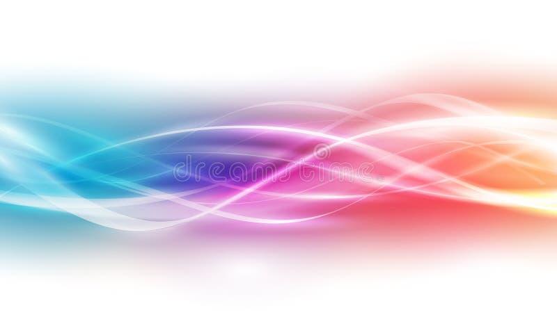 vektor för elementillustrationström royaltyfri illustrationer