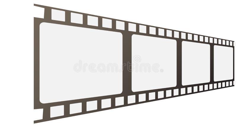 vektor för filmramar vektor illustrationer