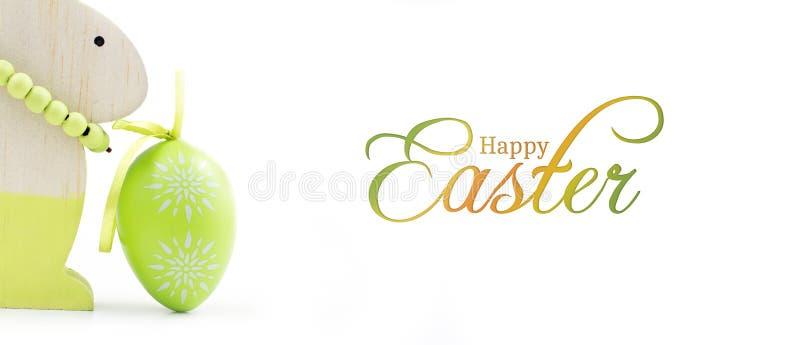 vektor för kanin för illustration för korteaster ägg fotografering för bildbyråer