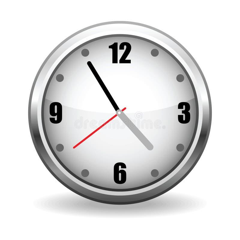 vektor för klockaframsida stock illustrationer