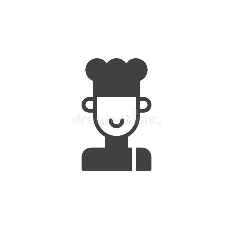 Vektor för kockpersonsymbol stock illustrationer