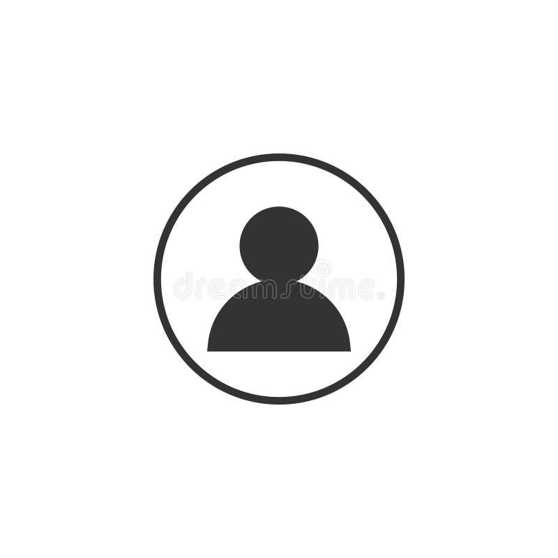 Vektor för mall för design för symbol för affärskort vektor illustrationer