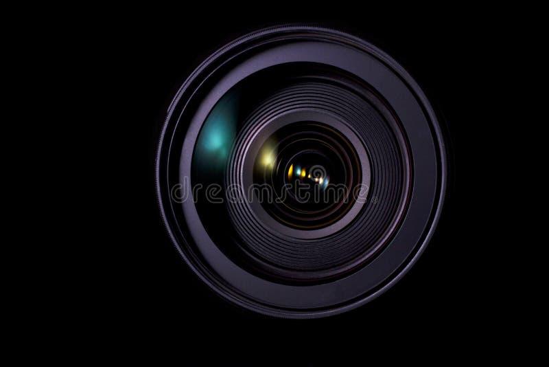 vektor för regnbåge för lins för illustration för kameraeffekt eps10 arkivbild
