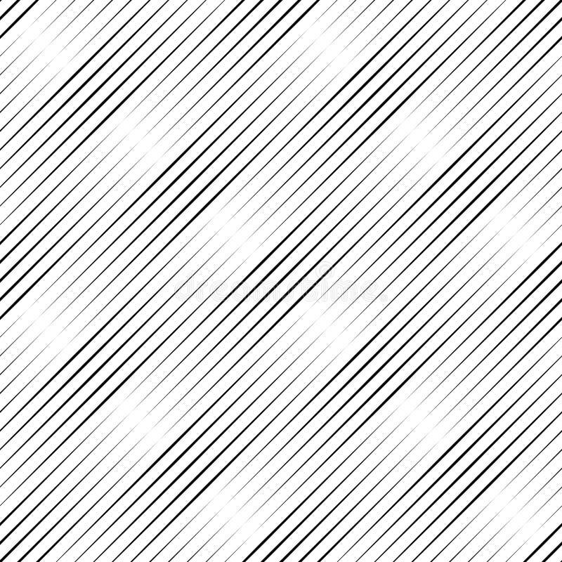 Vektor-grafisches Druck-Schwarzweiss-Design Retro- Monochrom-GE vektor abbildung