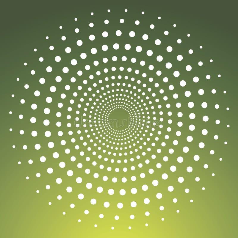 Download Vektor punktierter Kreis vektor abbildung. Illustration von nord - 9094167