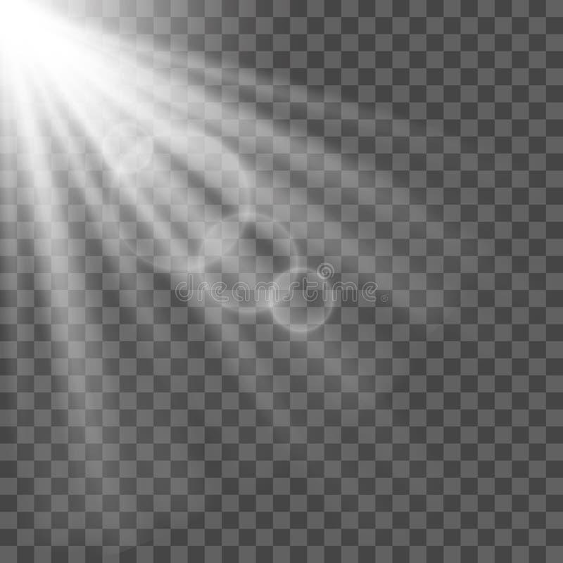 Download Vektor-Scheinwerfer Lichteffekt Vektor Abbildung - Illustration von lampe, dekoration: 90229588