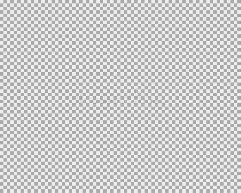 Vektor-transparentes nahtloses Muster, einfarbige Hintergrund-Schablone stock abbildung