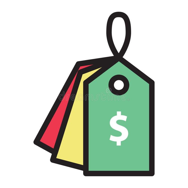 Vektorabbildung für Ihre Geschäftsgestaltungsarbeit lizenzfreie abbildung