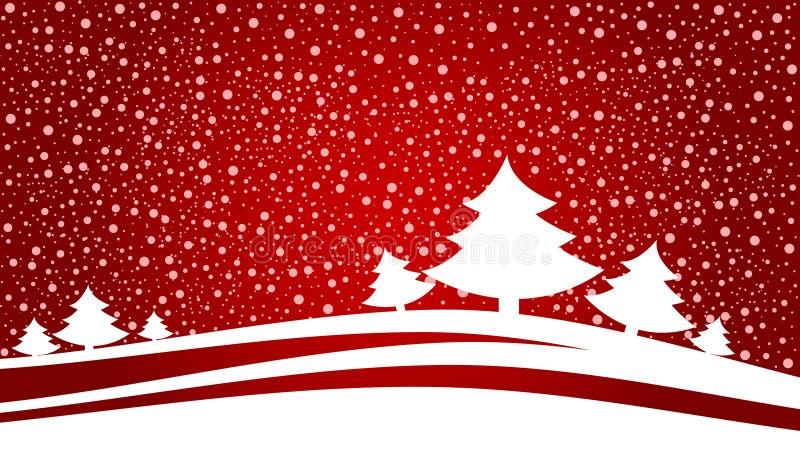 Vektorabbildung für Weihnachten lizenzfreie abbildung