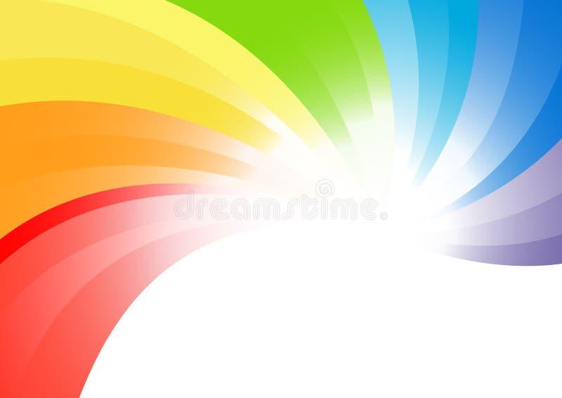 Vektorabstrakter Hintergrund lizenzfreie stockfotos